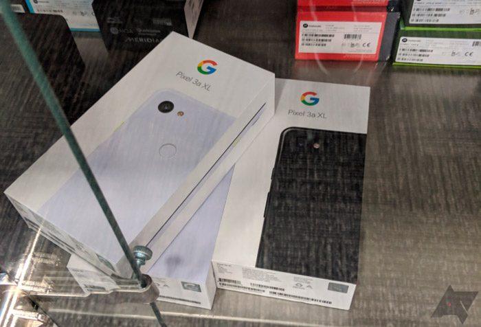 Pixel 3a XL aparece antes da hora em loja da Best Buy