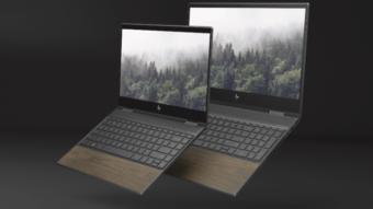 HP lança linha Envy Wood, que coloca detalhes de madeira em notebooks