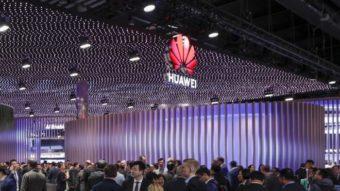 Huawei segue em lista negra dos EUA mas recebe 90 dias de licença temporária