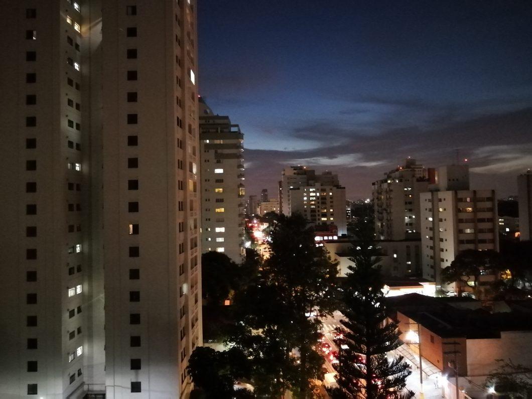 Huawei P30 Lite - Teste de câmera (Modo Noite desativado)