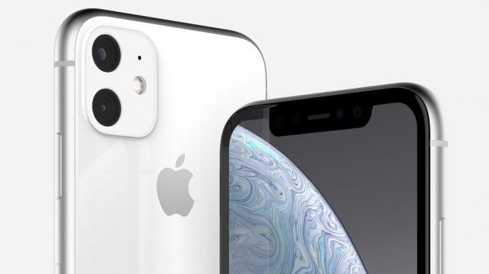 iPhone XR 2019 (imagem por @OnLeaks e Pricebaba)