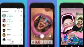 Instagram acaba com app Direct separado para mensagens