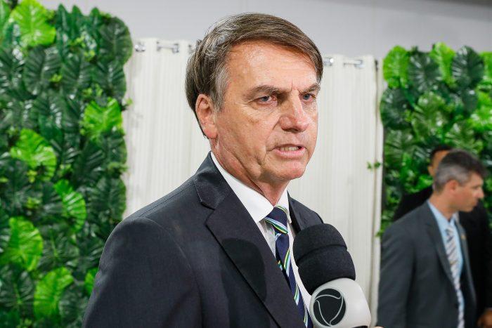 Jair Bolsonaro (Foto: Isac Nóbrega/PR - 02/05/2019)