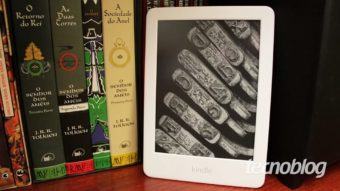Kindle básico (2019): agora com luz embutida