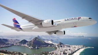 Latam oferece Wi-Fi em todos os voos da ponte aérea Rio-São Paulo
