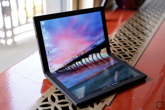 Lenovo ThinkPad dobrável