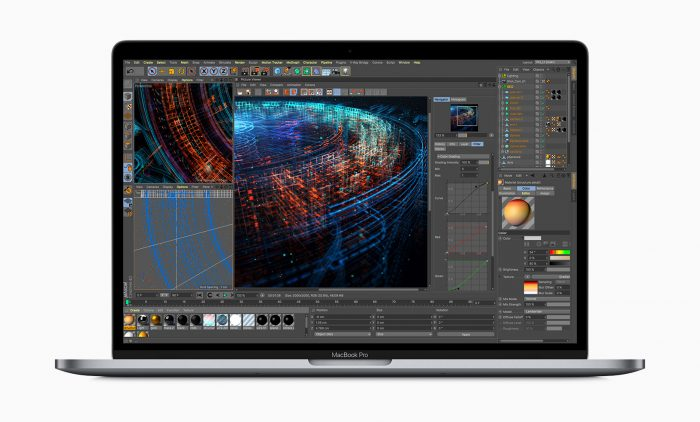 MacBook Pro de 2019