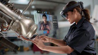 Microsoft anuncia HoloLens 2 para desenvolvedores por US$ 3.500