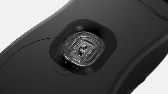 Microsoft Pro IntelliMouse - sensor