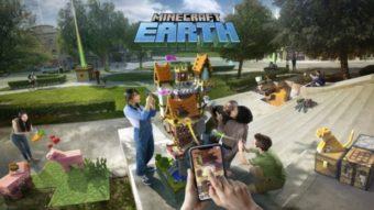 Minecraft Earth: explore o mundo real com realidade aumentada