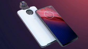 Sem Z4 Force: Motorola não lançará novos celulares Moto Z este ano