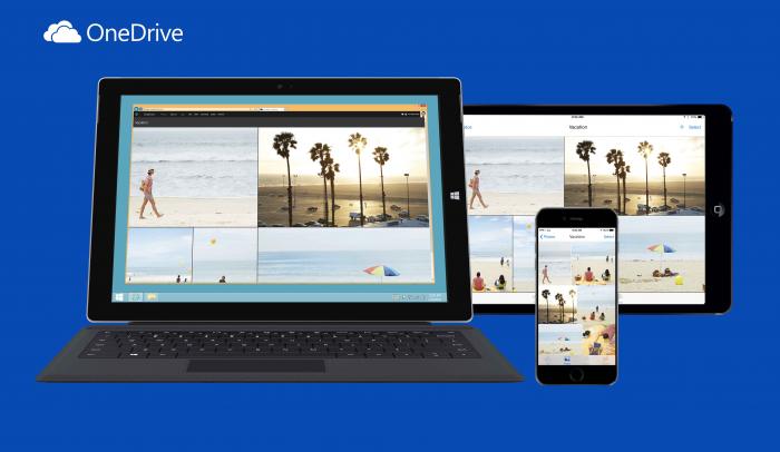 Microsoft OneDrive (Imagem: Reprodução/Microsoft) / Como enviar fotos via Bluetooth do iPhone para o Android