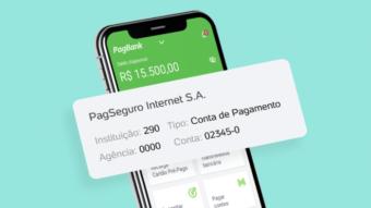 PagSeguro lança conta digital grátis PagBank para ir além da maquininha