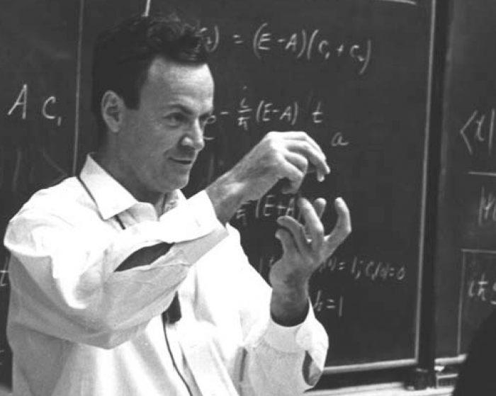 Richard Feynman / o que é nanotecnologia