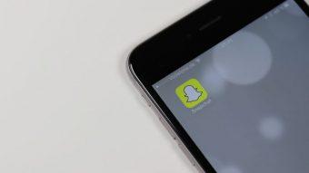 Por que alguns filtros do Snapchat podem não funcionar?