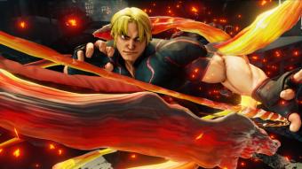 3 truques com o Ken Masters em Street Fighter V