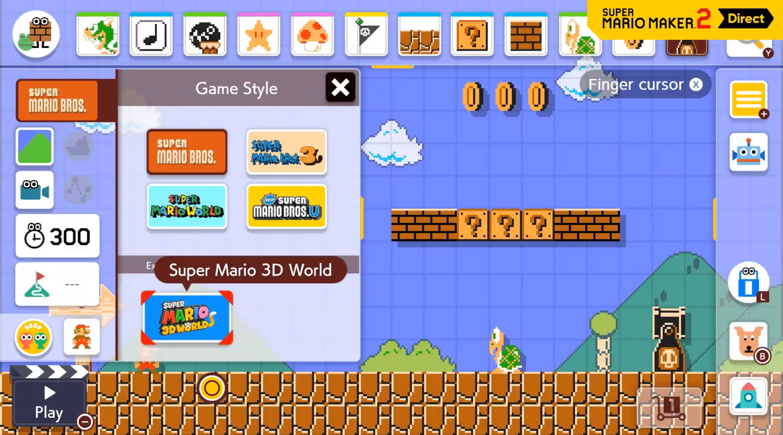Super Mario Maker 2 traz modo história, multiplayer online e mais