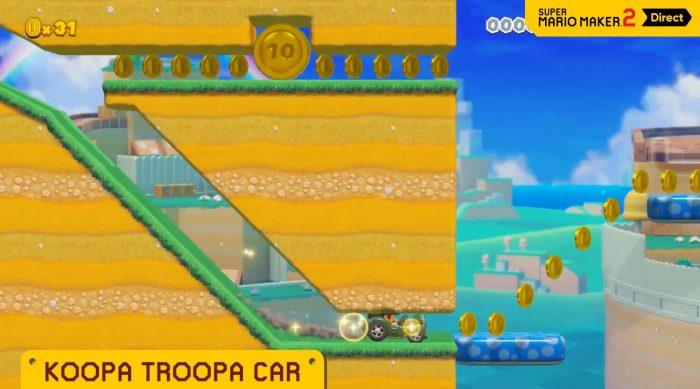 Super Mario Maker 2 traz modo história, multiplayer online e