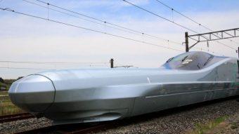 Japão começa a testar trem-bala que alcança 400 km/h