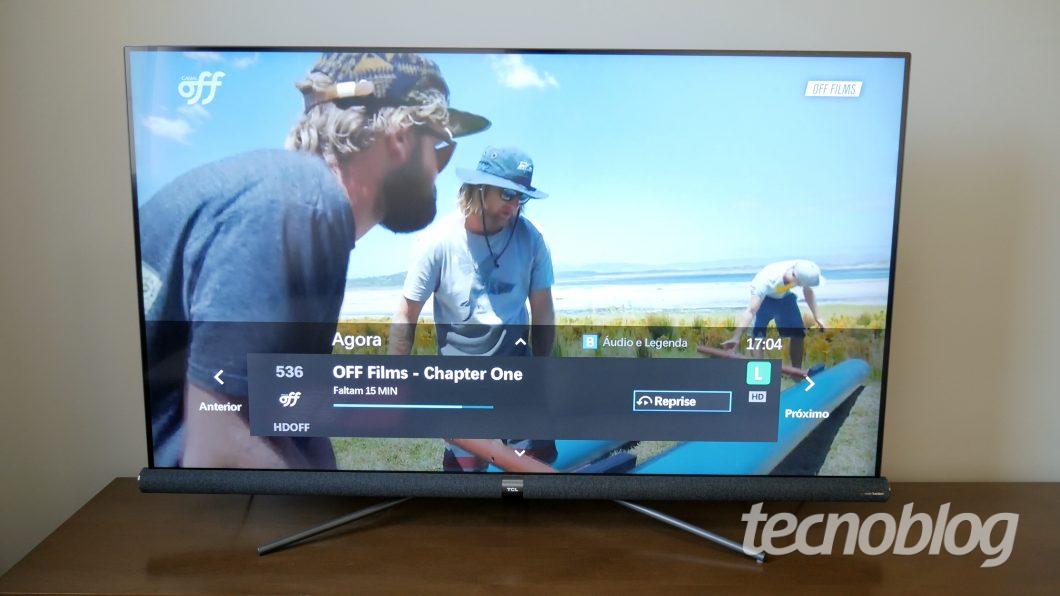 TV 4K TCL C6 / C6US