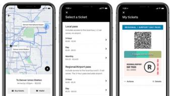Uber permite comprar passagens de ônibus e trem via app nos EUA
