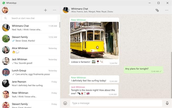 WhatsApp Desktop / whatsapp linux