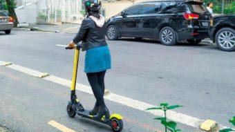 RJ quer tornar obrigatório uso de capacete para patinete e bicicleta