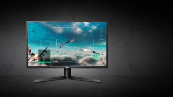 Monitor LG 4K 27