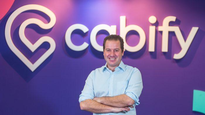 Pedro Meduna, Country Manager do Cabify para o Brasil