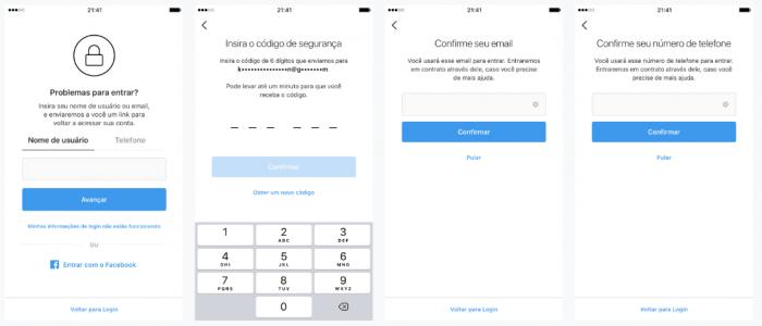 Como recuperar contas hackeadas Instagram