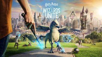 Harry Potter: Wizards Unite chega ao Brasil para iPhone e Android