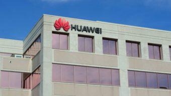Huawei cresce mais devagar devido às sanções dos EUA