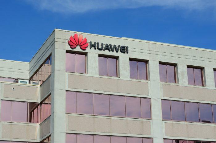Prédio da Huawei (Imagem: Open Grid Scheduler/Flickr)