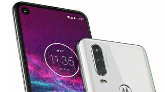 Motorola One Action é homologado pela Anatel para venda no Brasil