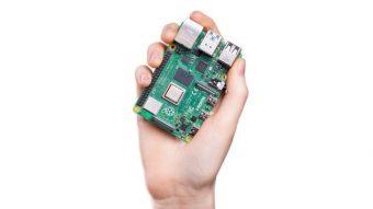 Raspberry Pi 4 Model B tem 4 GB de RAM e suporte a 4K por US$ 55
