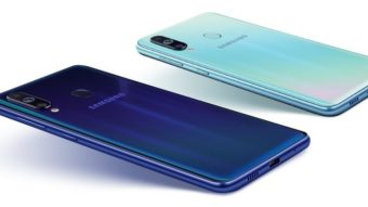 Galaxy M40 tem câmera tripla de 32 MP e remove entrada de fone