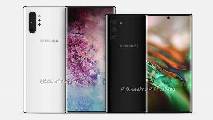 Samsung Galaxy Note 10 vs Note 10 Pro