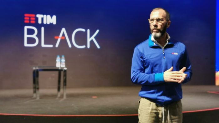 Pietro Labriola, CEO da TIM Brasil