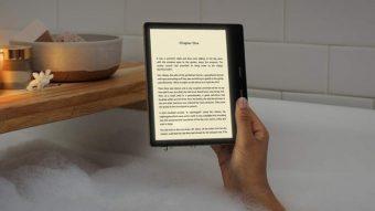 Novo Amazon Kindle Oasis (2019) traz tela com ajuste de tonalidade