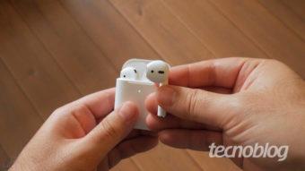 Apple deve lançar AirPods Pro com cancelamento de ruído ainda em outubro