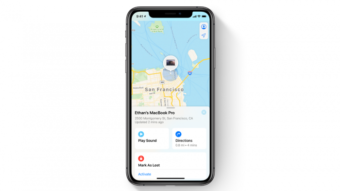 Apple Buscar (Find My) encontra iPhone e Mac sem conexão à internet