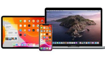 Apple lança beta público do iOS 13, iPadOS e macOS Catalina