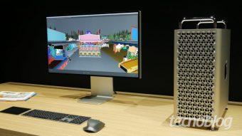 Uma olhada de perto no Mac Pro: voltando às origens