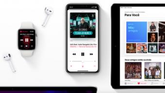 Como ocultar o Apple Music no Música do macOS