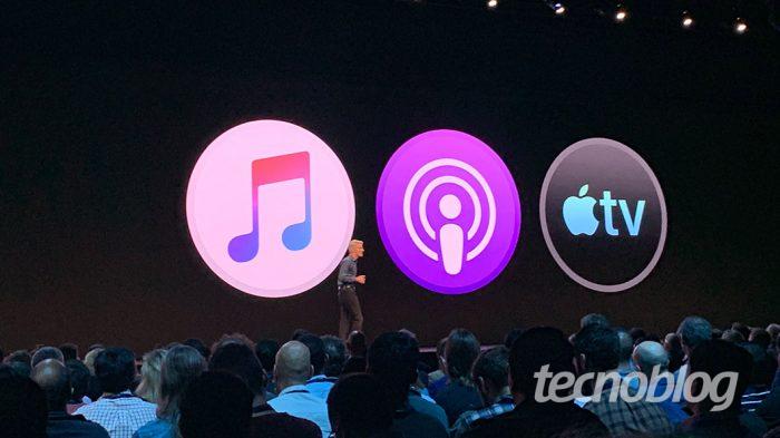 Apple TV+ e Apple Music poderão ser oferecidos em pacote