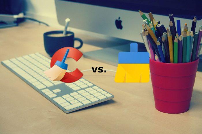 marvorel / Mac (modified) / Pixabay / qual o melhor ccleaner ou clean master