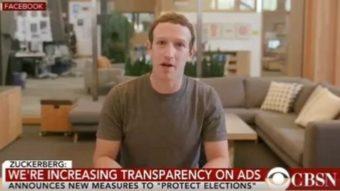 Facebook decide não excluir deepfake de Mark Zuckerberg no Instagram