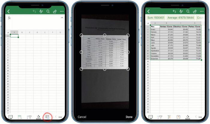 iOS / PDF to Excel / como converter pdf em excel