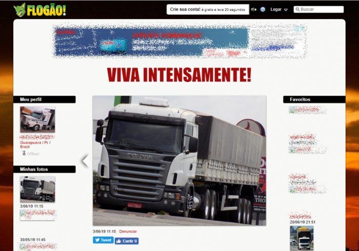 Flogão - caminhão