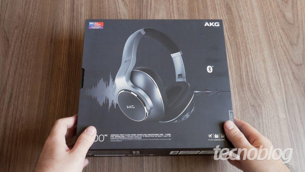 Fone AKG N700NC